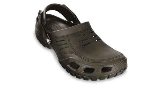 Crocs Yukon Sport Sandalen bruin